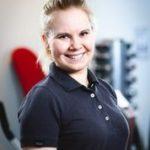 Laura Rantala, fysioterapeutti
