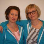 Mia Heiskanen, Tiina Heikkinen